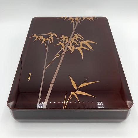 A Maki-e writing box - Suzuribako