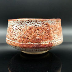 Shino Chawan Tea Bowl