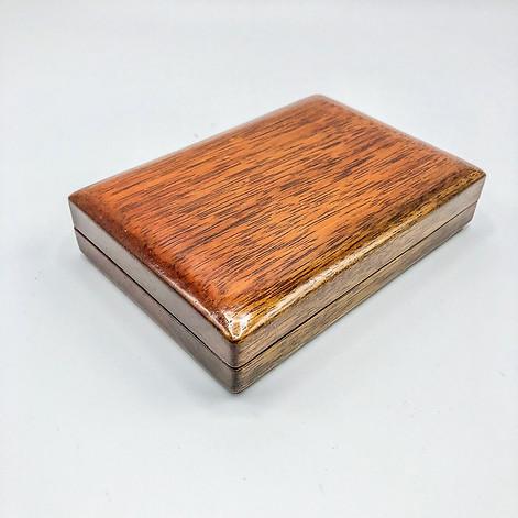 Scholar Ink stone wood Box