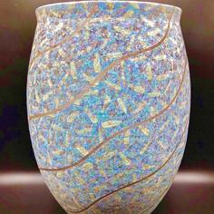 Extra large Shimizu Ichiji Vase