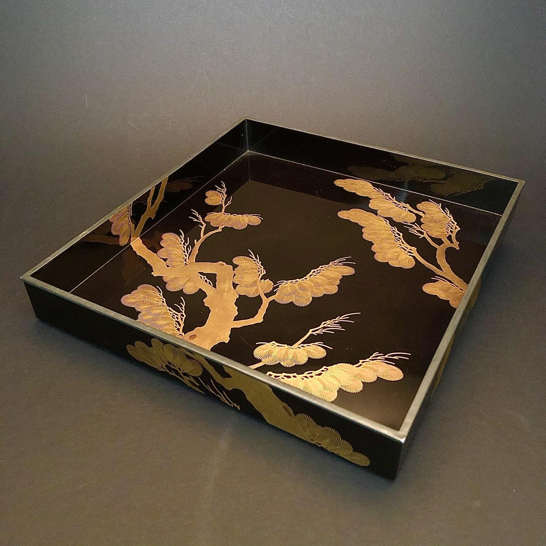 Edo Period Tray