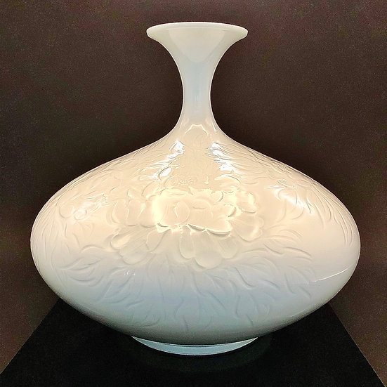 Yasuzumi Nakao Large Arita Vase