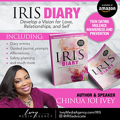 IRIS Diary Promo Flyer.png
