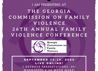IMA President to Facilitate a Workshop at the 26th Annual Family Violence Conference in Georgia