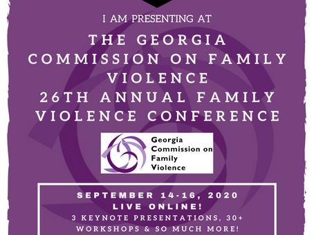 IMA President Facilitated a Workshop at the 26th Annual Family Violence Conference