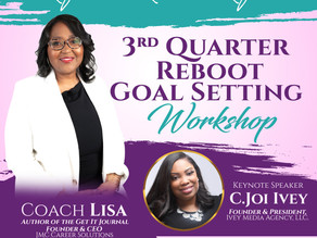 Get Ready to Crush Your Q3'21 Goals!