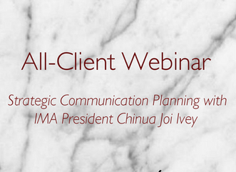 IMA Presents: All-Client Webinar on Branding