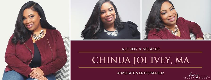 Author, Speaker, Advocate, & Entrepreneu