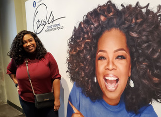 """I Can. I will. Watch me!"" - Oprah"