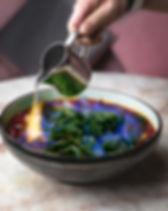 火燄水煮魚 Flaming Sichuan Barramundi in Chil