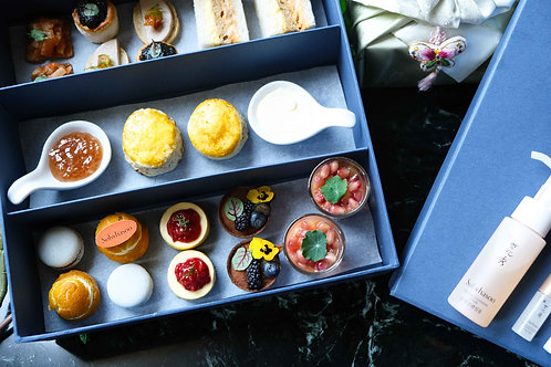 """High Tea Takeaway for two - Sulwhasoo x Madame Fù - """"The Best of Me"""""""
