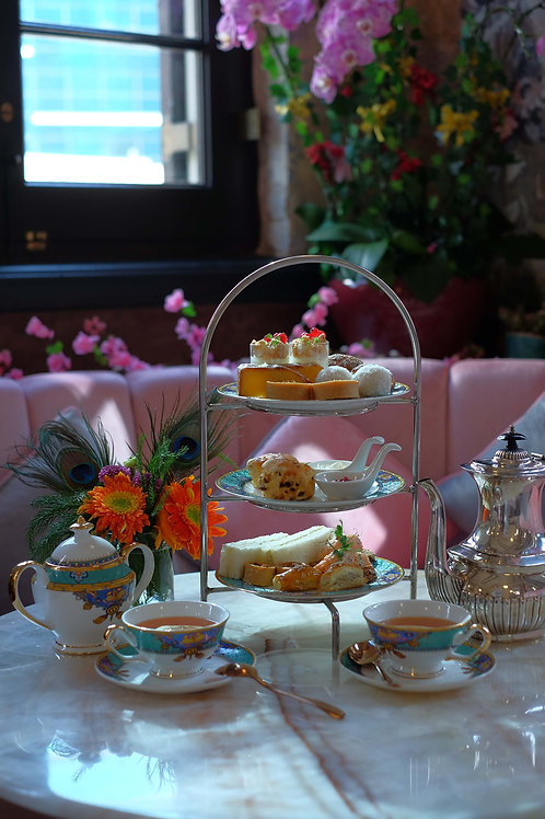 Afternoon High Tea Set for Two