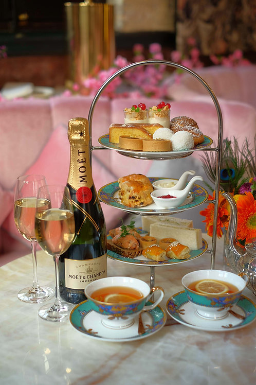 Champagne High Tea Set for Two