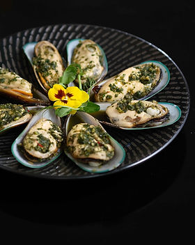 New Zealand Mussels in Shiso Dressing(Cold) 紫蘇汁泡新西蘭青口(涼)_2.jpg