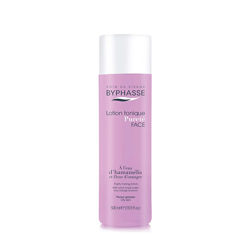 BYPHASSE TONICO FACE HAMAMELIS 500ML