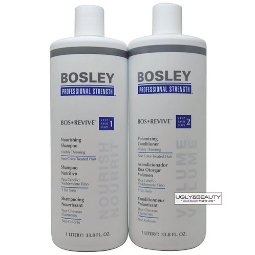 BOSLEY REVIVE KIT S/TEÑIR 2 PASOS 1L