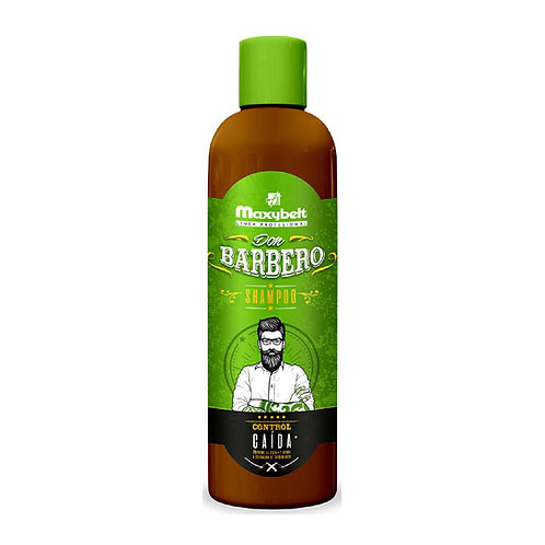 DON BARBERO SHAMPOO CONTROL CAIDA 400ML