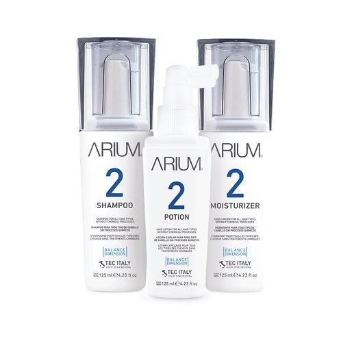 ARIUM SCALP Y HAIR SOLUTION KIT 2