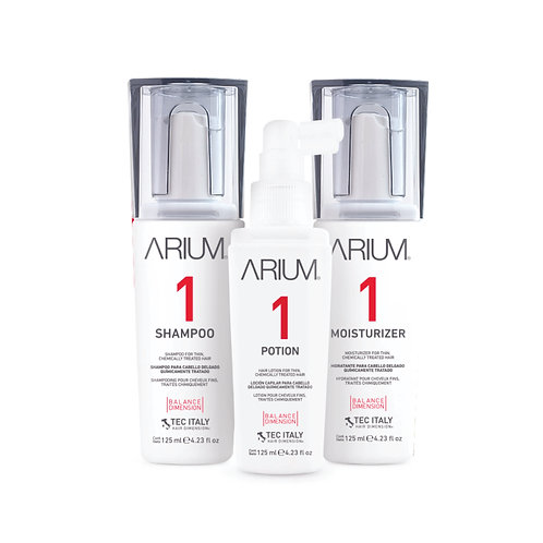ARIUM SCALP Y HAIR SOLUTION KIT 1