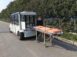 Electric Ambulance
