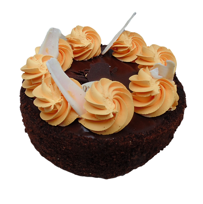 "Торт ""Шоколадно-апельсиновий"""