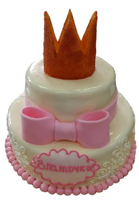 """Торт """"Для Принцеси"""""""