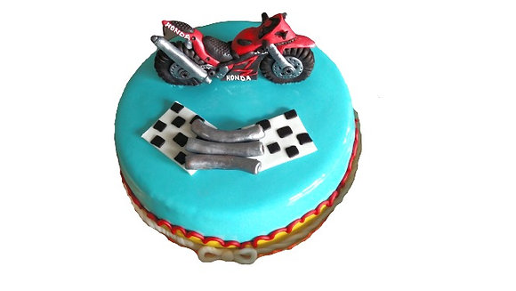 """Торт """"Мотоцикл"""""""
