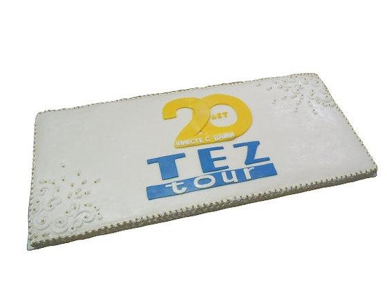 Торт для TezTour