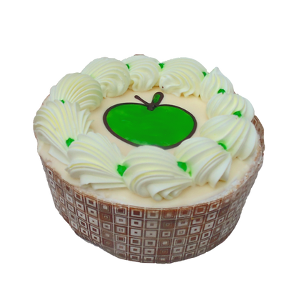 "Торт ""Зелене яблуко"""