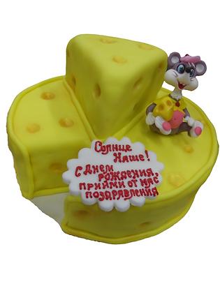"""Торт """"Сыр"""""""