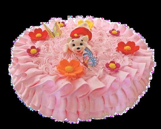 """Торт """"Квіткова"""""""