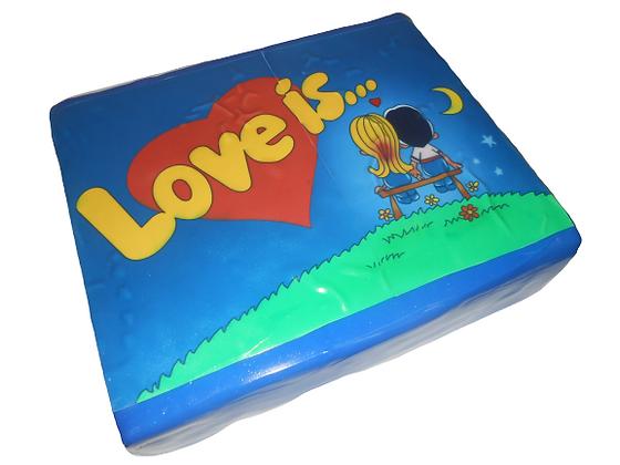 """Торт """"Love is.."""""""