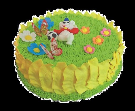 "Торт ""Щастливчик"""