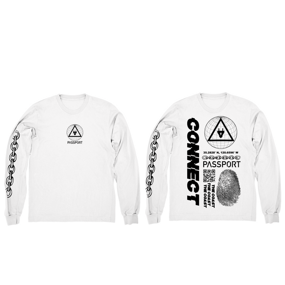 Passport SLO x Connect the Coast New Capsule Collection