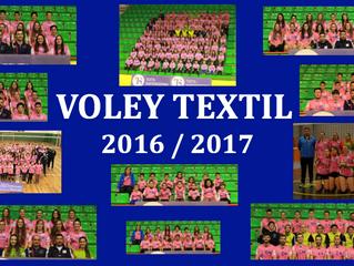 2016 /2017 VOLEY TEXTIL