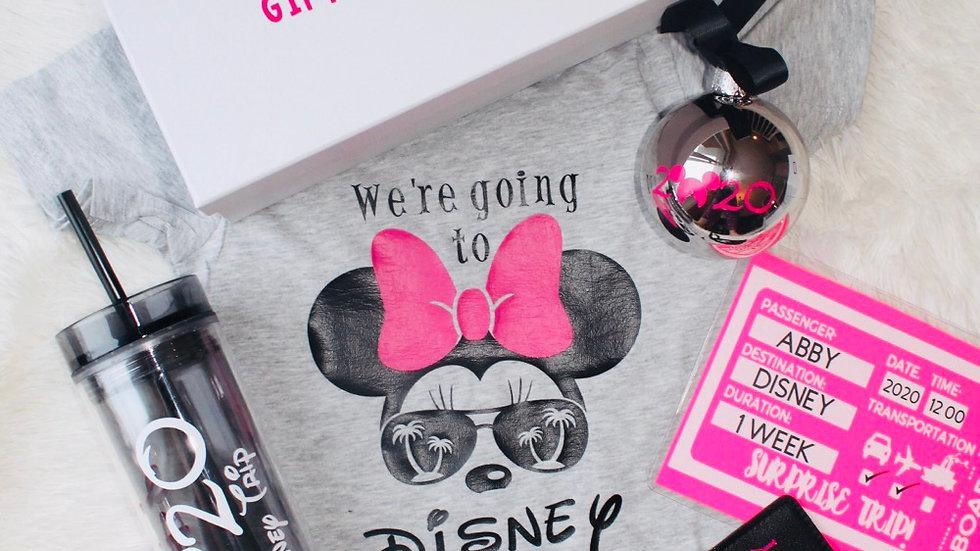 Surprise Disney boxes