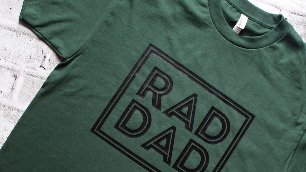 Custom Father's Day T-shirt