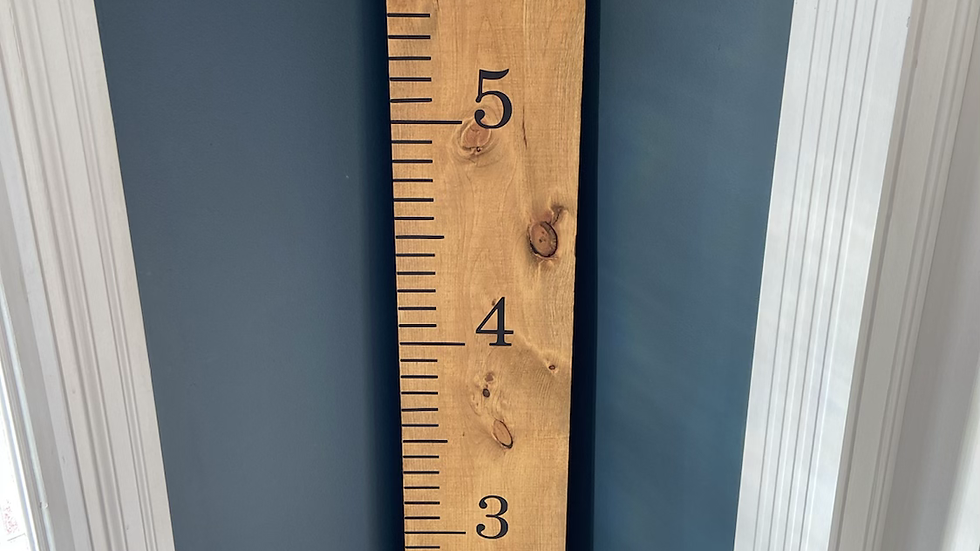 Custom name growth chart