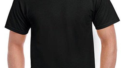 men's crew neck custom vinyl t-shirt