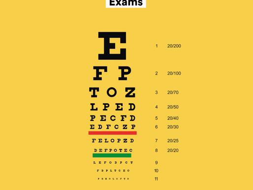 Regular Eye Exam