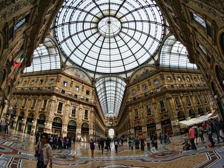 What happens when you reach Milan?