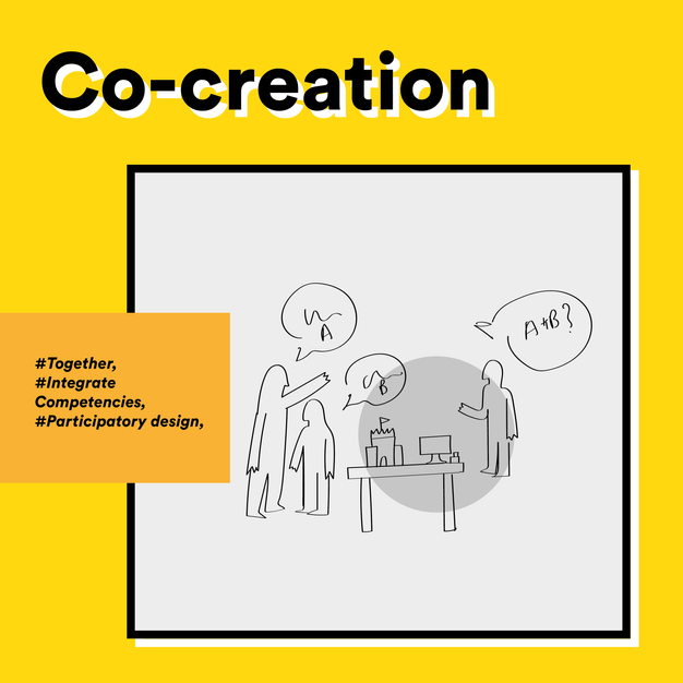 Day 30: Co-creation