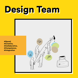 Day 25: Design Team