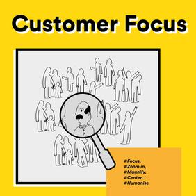 Day 06: Customer Focus