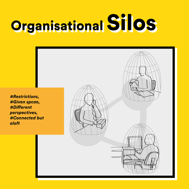 Day 05: Organisational Silos