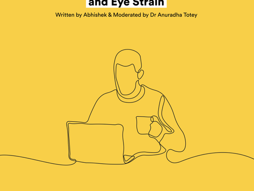 Digital Devices and Eye Strain