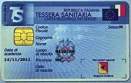 Procedure to get Tessera Sanitaria in Milan