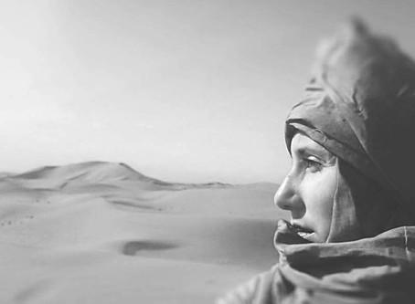 Mon pacte avec le désert,  ce grand sage