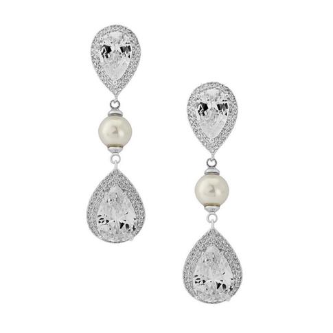 Vintage Elegance Earrings