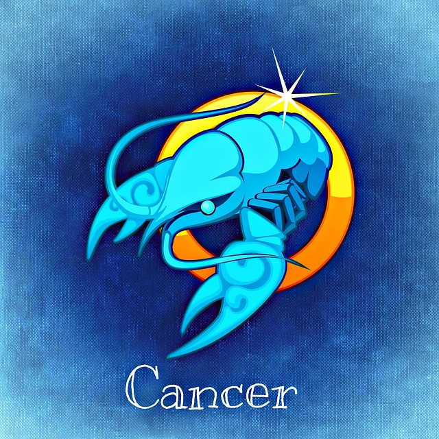 Cancer Crab Zodiac Symbol